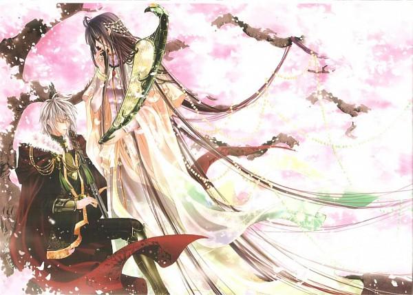Tags: Anime, ½ Prince, Prince (1/2 Prince), Guiliastes, Harp, Fanart