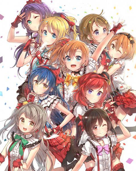 Tags: Anime, Cozyquilt, Love Live!, Minami Kotori, Ayase Eri, Nishikino Maki, Hoshizora Rin, Koizumi Hanayo, Toujou Nozomi, Yazawa Niko, Sonoda Umi, Kousaka Honoka, PNG Conversion