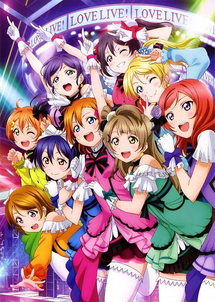 Tags: Anime, Sunrise (Studio), Love Live!, Kousaka Honoka, Minami Kotori, Ayase Eri, Nishikino Maki, Hoshizora Rin, Koizumi Hanayo, Toujou Nozomi, Yazawa Niko, Sonoda Umi, KiRa-KiRa Sensation!