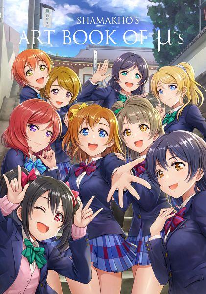 Tags: Anime, Pixiv Id 13537057, Love Live!, Toujou Nozomi, Yazawa Niko, Sonoda Umi, Kousaka Honoka, Minami Kotori, Ayase Eri, Nishikino Maki, Hoshizora Rin, Koizumi Hanayo, μ's