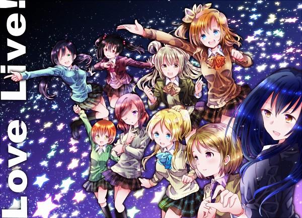 Tags: Anime, Kiyose Akame, Love Live!, Minami Kotori, Ayase Eri, Nishikino Maki, Hoshizora Rin, Koizumi Hanayo, Toujou Nozomi, Yazawa Niko, Sonoda Umi, Kousaka Honoka, μ's