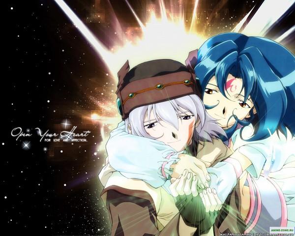 Tags: Anime, Bandai Visual, .hack//Sign