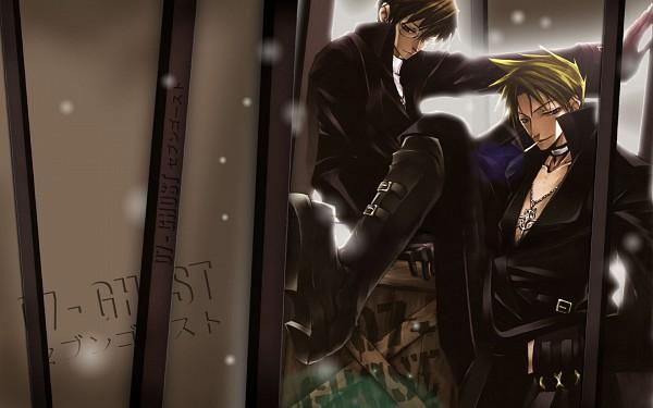 Tags: Anime, 07-ghost, Frau (07-ghost), Castor (07-ghost), Wallpaper