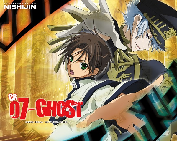 Tags: Anime, 07-ghost, Ayanami (07-ghost), Teito Klein, Wallpaper, Official Art
