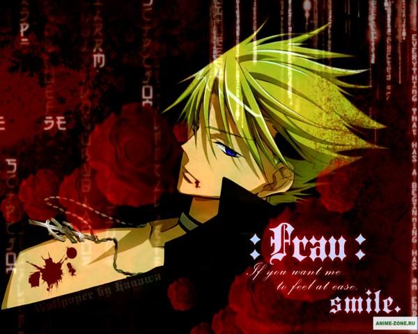 Tags: Anime, 07-ghost, Frau (07-ghost), Wallpaper