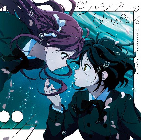 Tags: Anime, Horiguchi Yukiko, 22/7, Tachikawa Ayaka, Takigawa Miu, Official Art