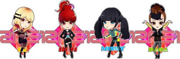 2NE1 - K-pop