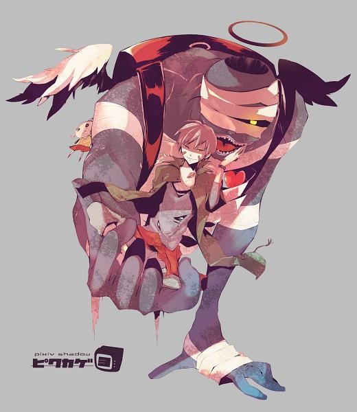 Tags: Anime, 35 (Artist), Pixiv Shadow, Pixiv, Original
