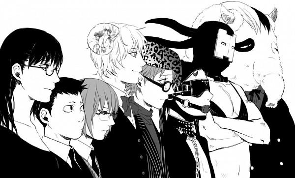 48 Faced Freak (Yondemasuyo Azazel-san) - Yondemasuyo Azazel-san