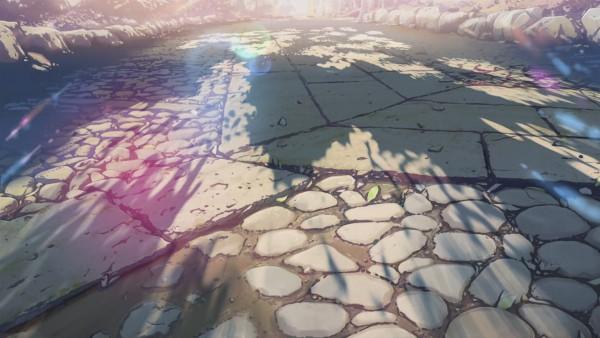 Tags: Anime, Makoto Shinkai, 5 Centimeters Per Second, Wallpaper, HD Wallpaper, Facebook Cover