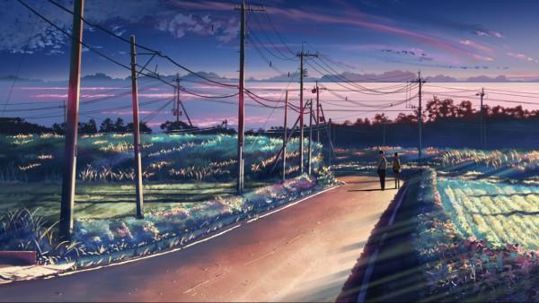 Tags: Anime, 5 Centimeters Per Second, Toono Takaki, Wallpaper, Facebook Cover