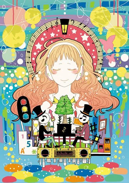 Tags: Anime, 5knot, Pixiv, Original