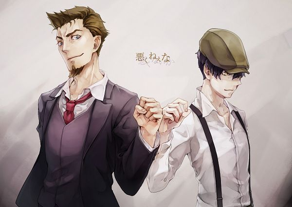 Tags: Anime, Pixiv Id 93443, 91 Days, Avilio Bruno, Nero Vanetti