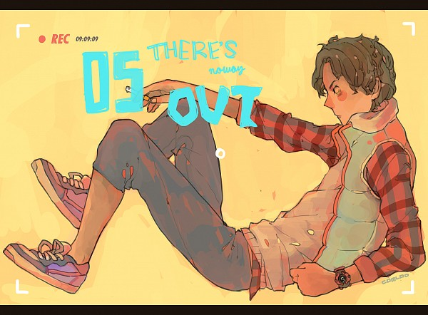 Tags: Anime, Comloo, 999: 9 Hours 9 Persons 9 Doors, Tenmyouji Junpei