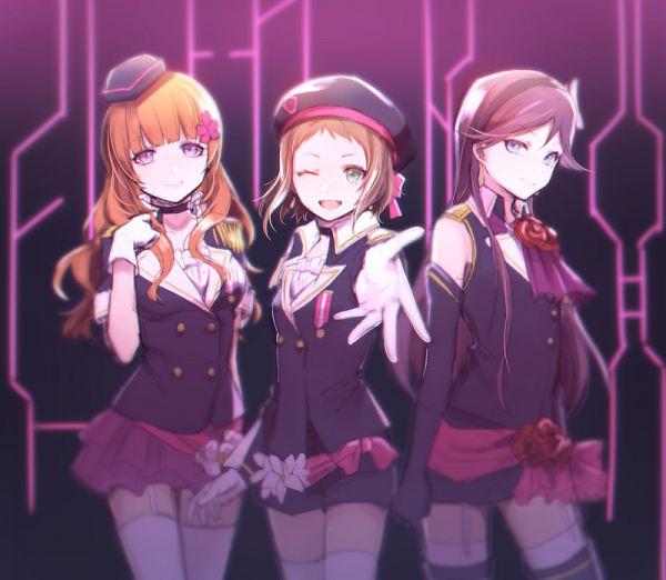A-RISE - Love Live!
