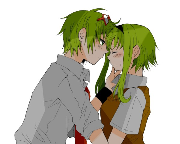 Tags: Anime, VOCALOID, GUMO, GUMI, A Runaway Boy and a Lost Girl