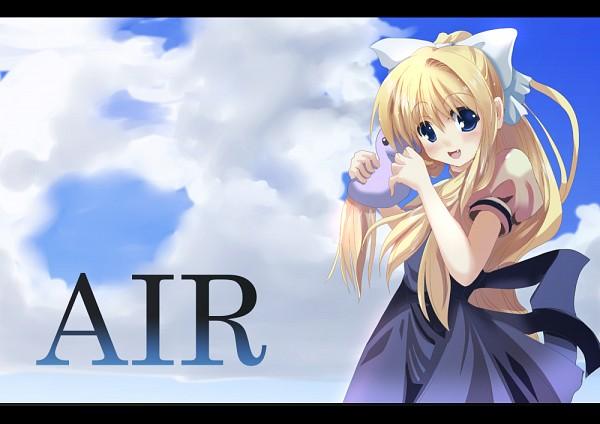Tags: Anime, Sumisuzu, KEY (Studio), AIR, Fanart, Pixiv