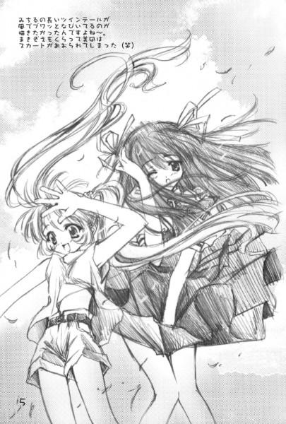 Tags: Anime, CARNELIAN, Benigyokuzui Vol 5, AIR, Tohno Minagi, Michiru (AIR)