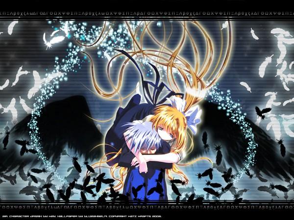 Tags: Anime, KEY (Studio), AIR, Kunisaki Yukito, Kamio Misuzu