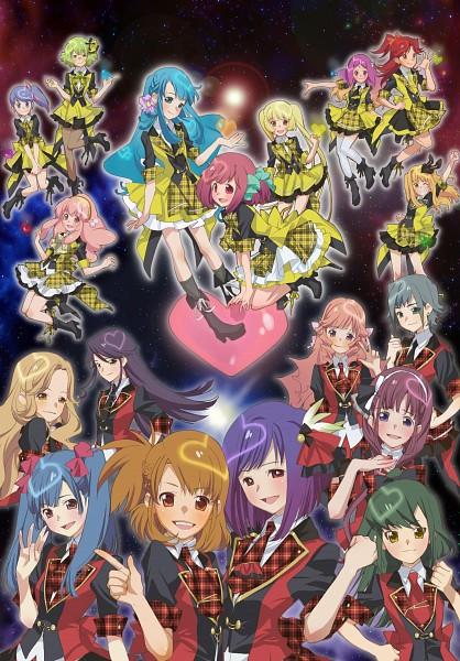 Tags: Anime, Ebata Risa, SATELIGHT, AKB0048, Aida Orine, Akimoto Sayaka, Itano Tomomi, Ichijou Yuuka, Watanabe Mayu (AKB0048), Makoto Yokomizo, Oshima Yuko, Motomiya Nagisa, Kishida Mimori