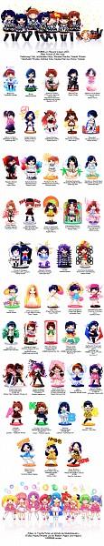 Tags: Anime, Shei99, Majisuka Gakuen, AKB0048, Miyazawa Sae, Akimoto Sayaka, Kojima Haruna, Ichijou Yuuka, Shinoda Mariko, Matsui Jurina, Makoto Yokomizo, Kashiwagi Yuki, Motomiya Nagisa