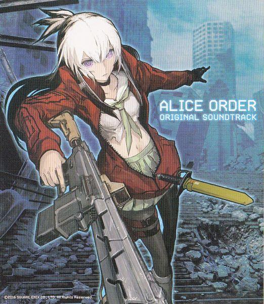 ALICE ORDER - SQUARE ENIX