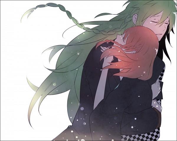 Tags: Anime, Pixiv Id 332680, AMNESIA, Heroine (AMNESIA), Ukyo (AMNESIA), Pixiv