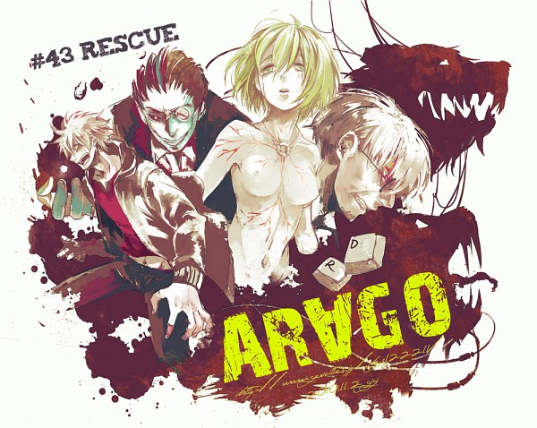 Tags: Anime, hys122211, AR∀GO, Arago Hunt, Pixiv, Fanart