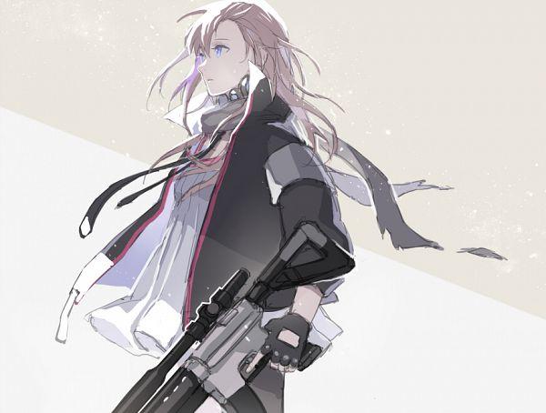 Tags: Anime, Aa, Girls Frontline, AR-15 (Girls Frontline), Assault Rifle, Fanart, Fanart From Pixiv, Pixiv