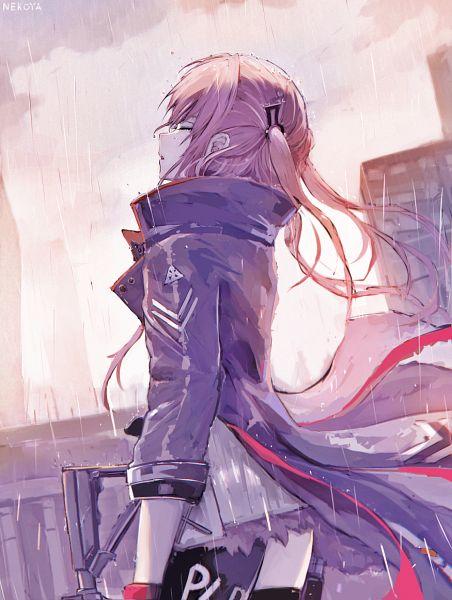 Tags: Anime, Nekoya (dyolf), Girls Frontline, AR-15 (Girls Frontline), Fanart From Pixiv, Pixiv, Fanart
