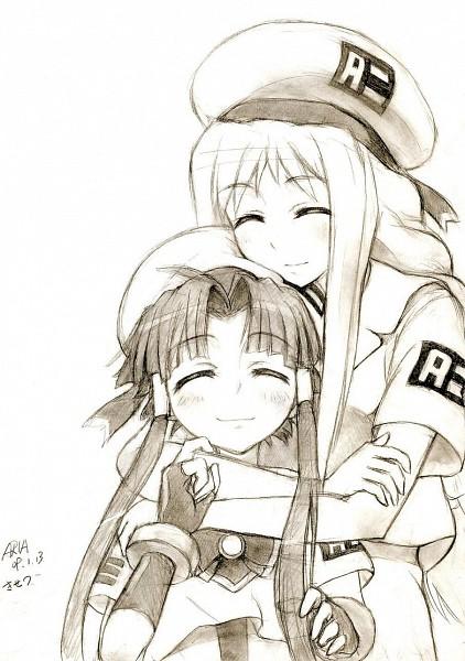 Tags: Anime, Kisetsu, ARIA (Series), Alicia Florence, Mizunashi Akari