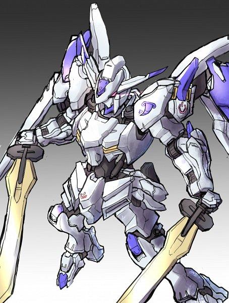 ASW-G-01 Gundam Bael - Kidou Senshi Gundam: Tekketsu no Orphans