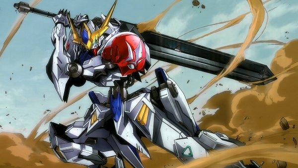 ASW-G-08 Gundam Barbatos Lupus - Kidou Senshi Gundam: Tekketsu no Orphans