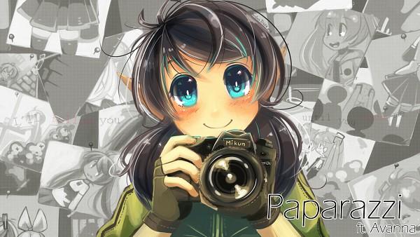 Tags: Anime, projectTiGER, VOCALOID, Kagamine Len, Kagamine Rin, AVANNA, Hatsune Miku, Facebook Cover, Wallpaper, Pixiv, HD Wallpaper