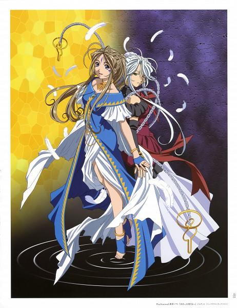 Aah! Megami-sama (Ah! My Goddess!) - Fujishima Kousuke