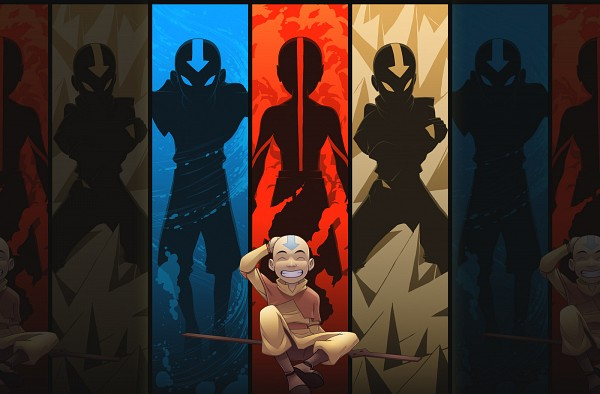 Tags: Anime, Avatar: The Last Airbender, Aang, Element