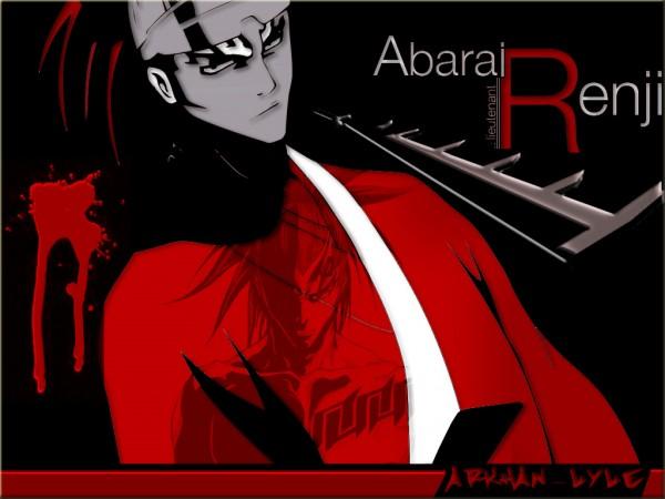Tags: Anime, BLEACH, Abarai Renji, Wallpaper, Gotei 13