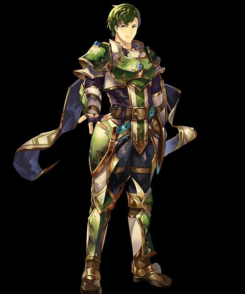 Abel (Fire Emblem) - Fire Emblem: Monshou no Nazo