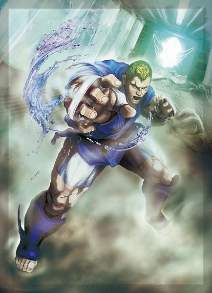 Abel (Street Fighter) - Street Fighter