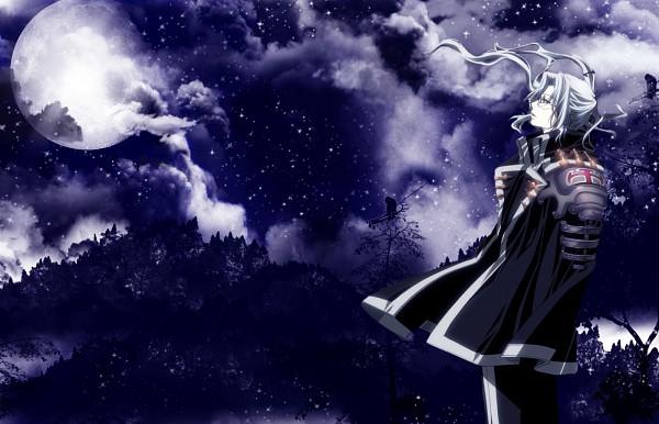 Tags: Anime, Trinity Blood, Abel Nightroad, 1400x1050 Wallpaper, Edited, Wallpaper