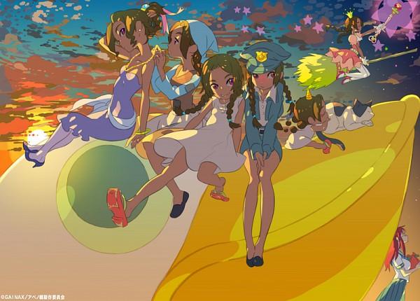 Abenobashi Mahou Shoutengai (Magical Shopping Arcade Abenobashi) - Gainax