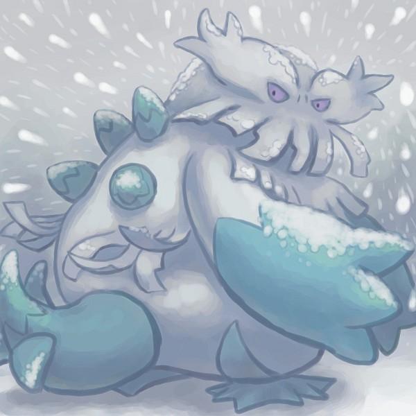 Abomasnow - Pokémon