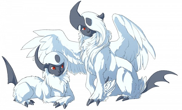 Tags: Anime, Half-Wit Dream, Pokémon, Absol, deviantART, Mega Form (Pokémon), Fanart, Fanart From DeviantART