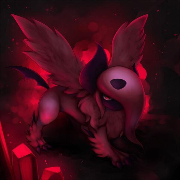 Tags: Anime, Joltik92, Pokémon, Absol, Fanart From DeviantART, Fanart, PNG Conversion, Mega Form (Pokémon), deviantART