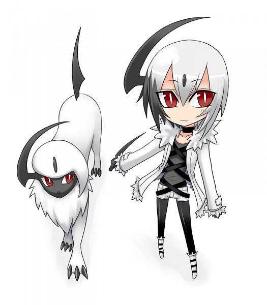Tags: Anime, Pokémon, Absol