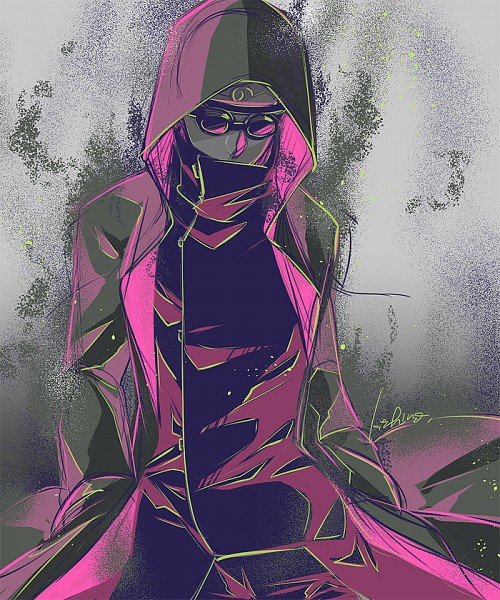 Tags: Anime, Pixiv Id 11361253, NARUTO, Aburame Shino, Pixiv, Fanart From Pixiv, Fanart, PNG Conversion