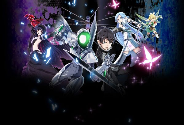 Accel World VS Sword Art Online: Chitose no Tasogare (Accel World Vs Sword Art Online: Millennium Twilight) - Bandai Namco Entertainment