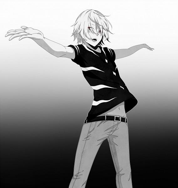 Tags: Anime, Pixiv Id 4658724, To Aru Majutsu no Index, Accelerator, Pixiv, Wallpaper, Fanart From Pixiv, Fanart