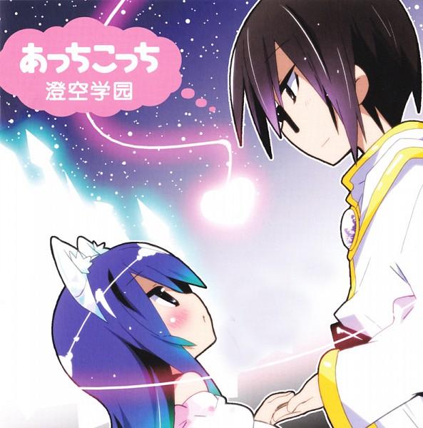 Tags: Anime, Anime International Company, Acchi Kocchi, Otonashi Io, Miniwa Tsumiki, Place To Place
