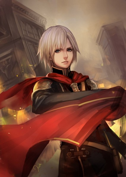 Ace (Final Fantasy Type-0) - Final Fantasy Type-0
